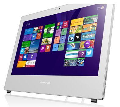 Моноблок LENOVO S40-40, Intel Core i3 4150, 4Гб, 500Гб, Intel HD Graphics, DVD-RW, Free DOS, белый [f0ax001xrk]