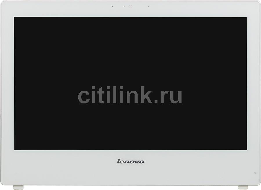 Моноблок LENOVO S40-40, Intel Core i3 4150, 4Гб, 500Гб, Intel HD Graphics, DVD-RW, Windows 7 Professional, белый [f0ax002hrk]