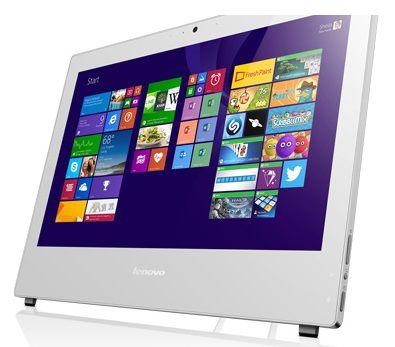 Моноблок LENOVO S40-40, Intel Core i5 4460S, 4Гб, 500Гб, Intel HD Graphics, DVD-RW, Windows 7 Professional, белый [f0ax002lrk]