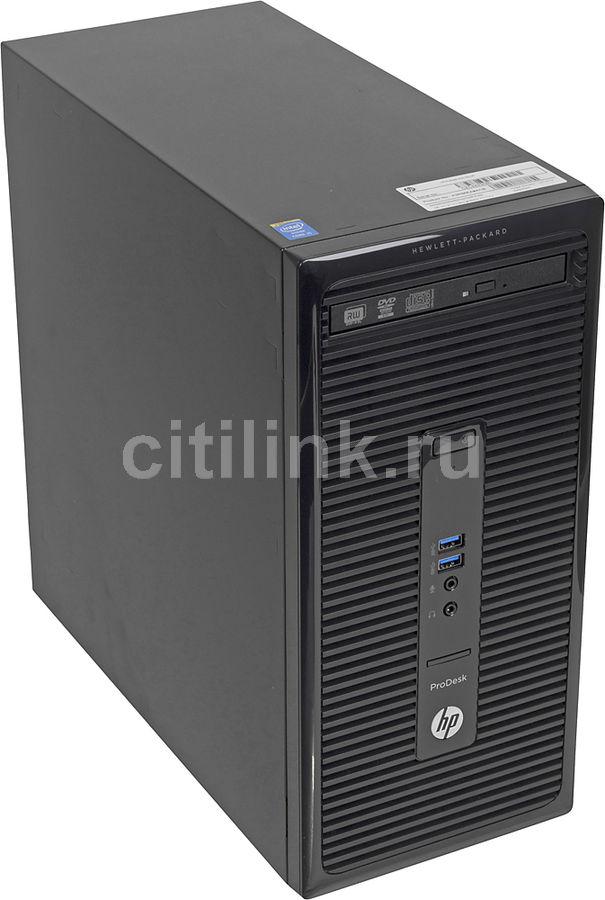 Компьютер  HP ProDesk 490 G2,  Intel  Core i5  4590,  DDR3 4Гб, 1Тб,  DVD-RW,  CR,  Windows 7 Professional,  черный [j4b10ea]