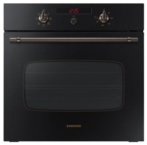 Духовой шкаф SAMSUNG NV70H3350CB,  черный