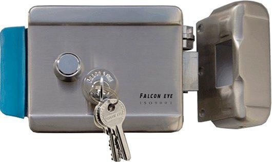 Замок электромеханический FALCON EYE FE-2369, серебристый