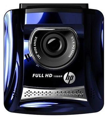 Видеорегистратор HP F310 синий [f310 blue]