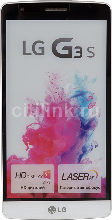 Смартфон LG G3 s D724  белый
