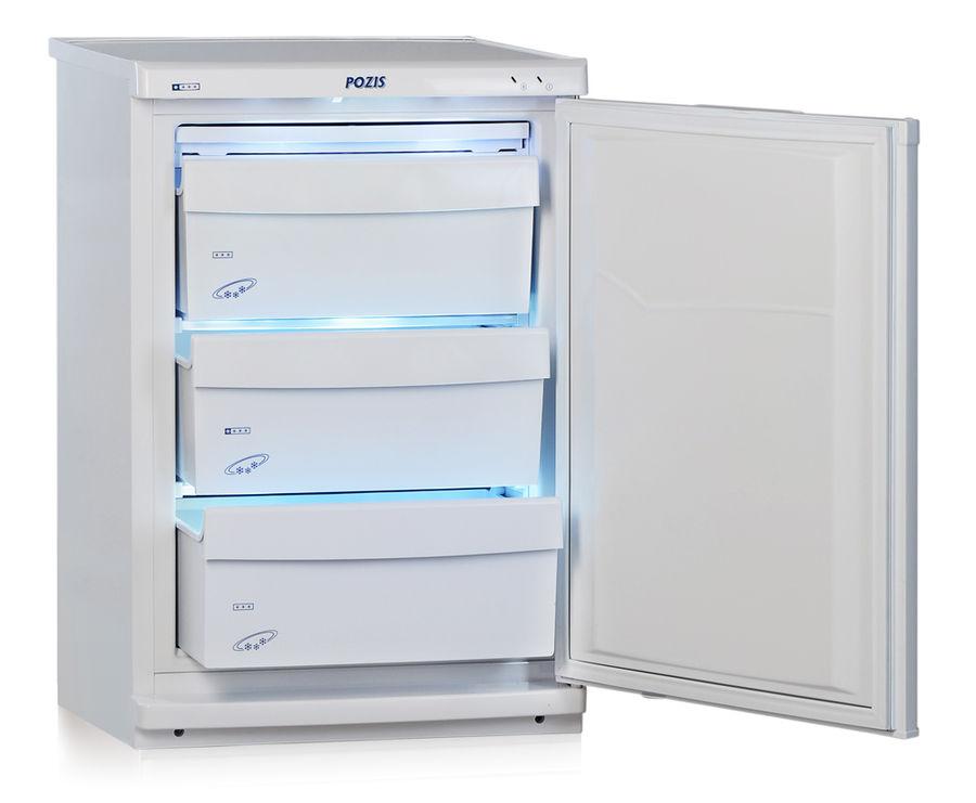 Морозильная камера POZIS Свияга 109-2,  серебристый [077yv]