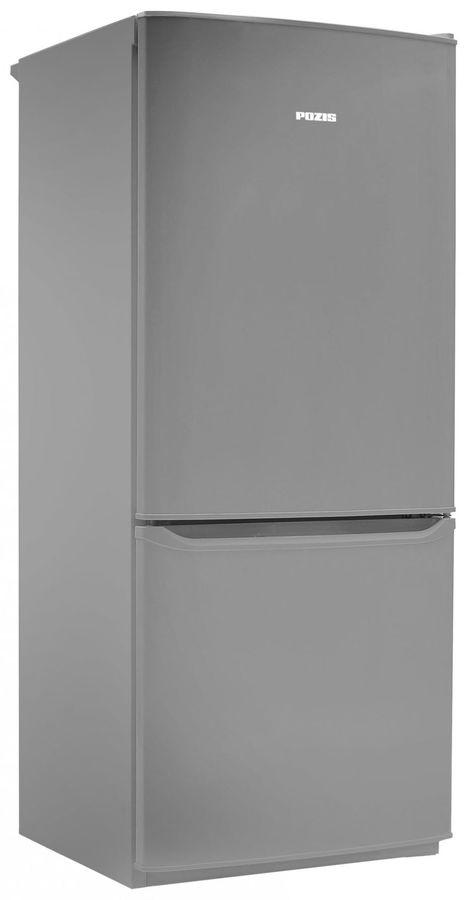 Холодильник POZIS RK-101,  двухкамерный, серебристый [546lv]