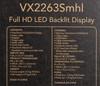 "Монитор VIEWSONIC VX2263SMHL-W 21.5"", белый [vs15701] вид 9"