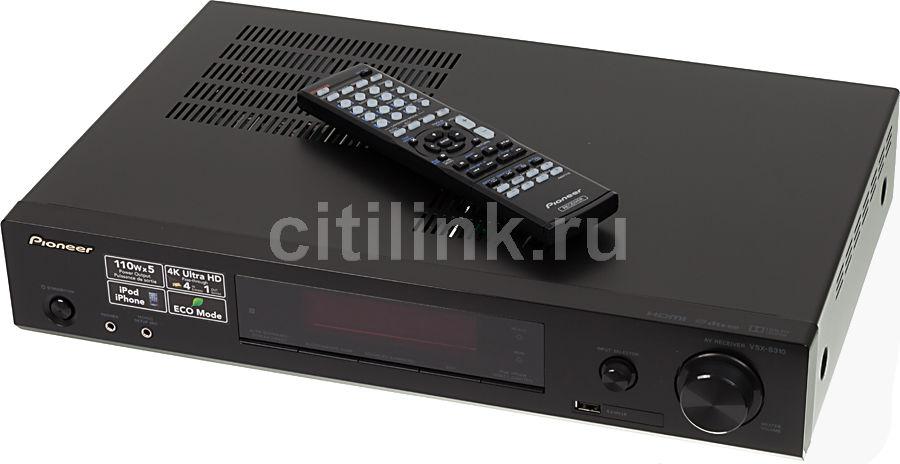AV-ресивер PIONEER VSX-S310-K,  черный