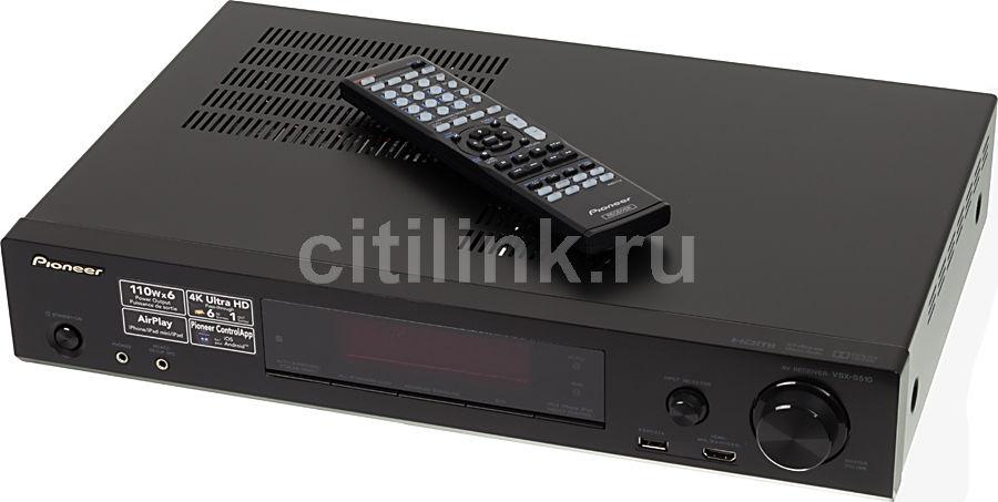 AV-ресивер PIONEER VSX-S510-K,  черный