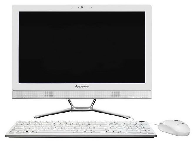 Моноблок LENOVO C460, Intel Pentium Dual-Core G3250T, 4Гб, 500Гб, DVD-RW, Free DOS [57330759]