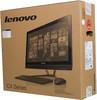 Моноблок LENOVO C470, Intel Core i3 4005U, 4Гб, 1000Гб, Intel HD Graphics 4400, DVD-RW, Windows 8.1, белый и серебристый [57330992] вид 10