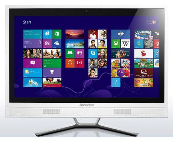 Моноблок LENOVO C560, Intel Pentium G3250T, 4Гб, 1Тб, nVIDIA GeForce 800M - 2048 Мб, DVD-RW, Windows 8.1 [57330752]
