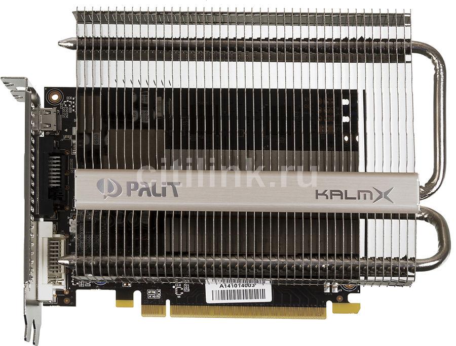 Видеокарта PALIT GeForce GTX 750Ti,  PA-GTX750TI KALMX 2G,  2Гб, GDDR5, Ret [ne5x75t00941-1073h]