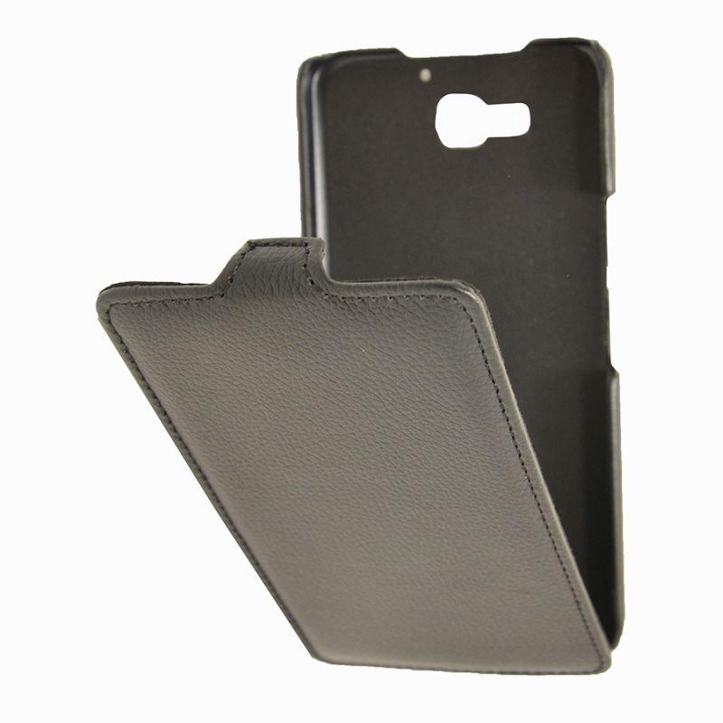Чехол (флип-кейс) ARMOR-X flip full, для Huawei Honor 3X, черный