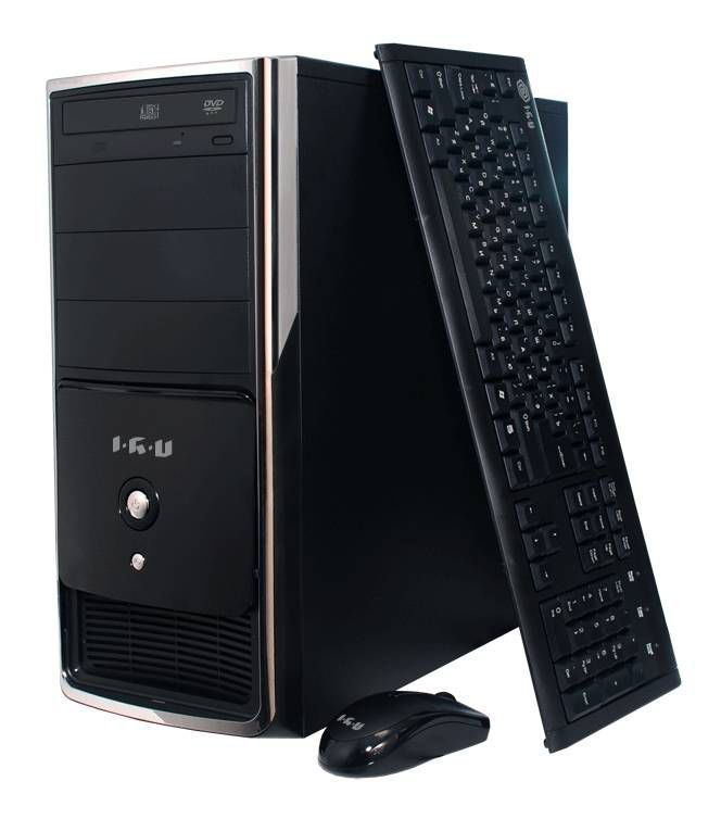 Компьютер  IRU Home 530,  Intel  Core i5  4440,  DDR3 6Гб, 1Тб,  nVIDIA GeForce GTX 750 - 2048 Мб,  DVD-RW,  CR,  Windows 8.1,  черный [953506]