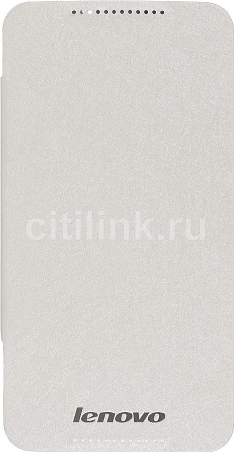 Чехол (флип-кейс) LENOVO Flip Smart Cover, 1150434 PG39A465RZ, для Lenovo S930, серый