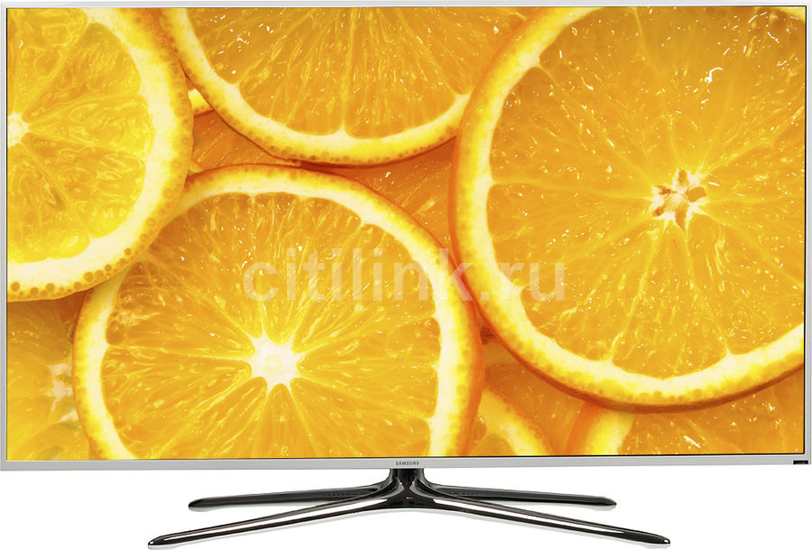 "LED телевизор SAMSUNG 48H5510  ""R"", 48"", FULL HD (1080p),  белый"