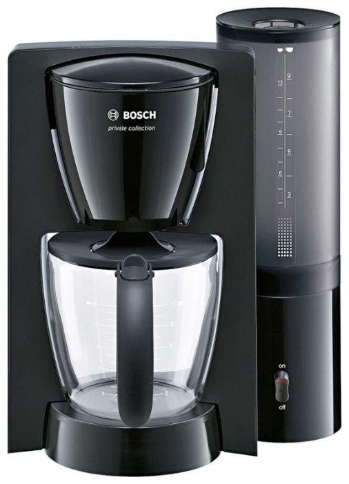 Кофеварка BOSCH TKA6003V,  капельная,  черный