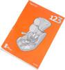 Автокресло детское NANIA I-Max SP PL (melbourne petrole), 1/2/3, серый/синий [903096] вид 9