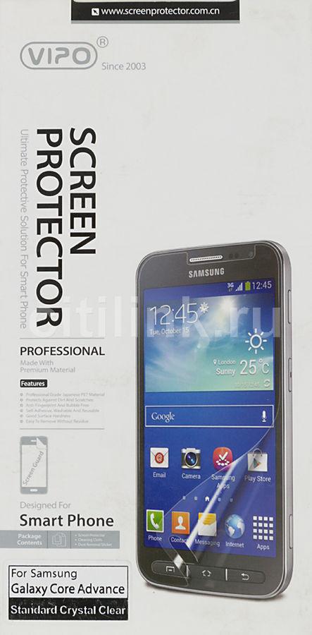 Защитная пленка VIPO для Samsung Galaxy Core Advance,  прозрачная, 1 шт