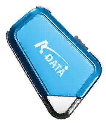 Флешка USB A-DATA Nobility PD17 16Гб, USB2.0, голубой
