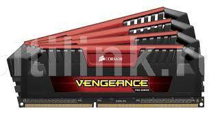 Модуль памяти CORSAIR Vengeance Pro CMY16GX3M4A2133C8R DDR3 -  4x 4Гб 2133, DIMM,  Ret