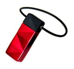 Флешка USB A-DATA Nobility N702 4Гб, USB2.0, красный
