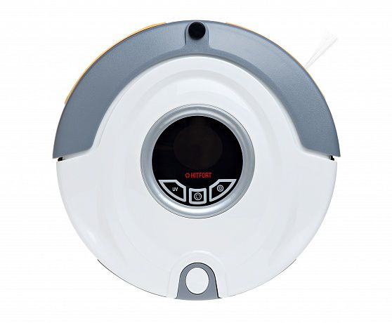 Робот-пылесос KITFORT КТ-501-2, 24Вт, белый