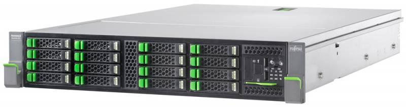 Сервер Fujitsu PRIMERGY RX2520 M1 1xE5-2420v2 1x8Gb 1RLV x16 2.5