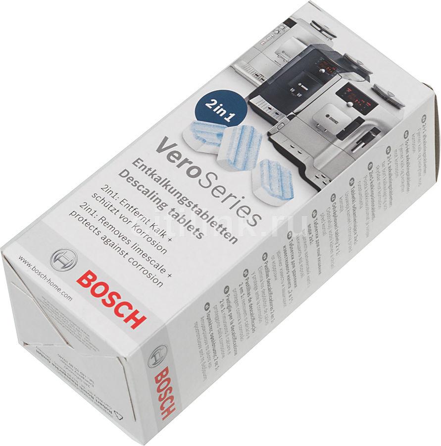 Очищающие таблетки BOSCH TCZ8002N,  для кофемашин,  3 шт