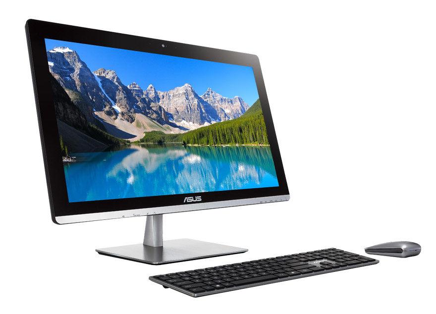 Моноблок ASUS ET2321INTH-B019R, Intel Core i5 4200U, 6Гб, 2Тб, nVIDIA GeForce 740 - 1024 Мб, DVD-RW, Windows 8.1 [90pt00q1-m03650]