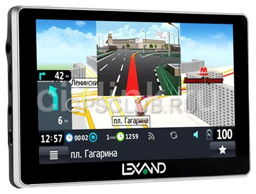 GPS навигатор LEXAND SA5,  5