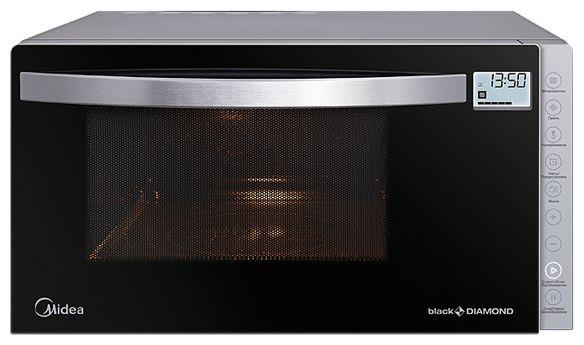 Микроволновая печь MIDEA TG025LX3, серебристый