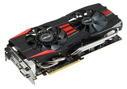 Видеокарта ASUS Radeon R9 280,  3Гб, GDDR5, Ret [r9280-dc2-3gd5]