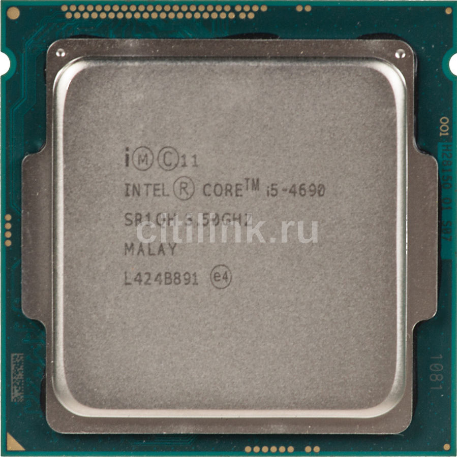 Процессор INTEL Core i5 4690, LGA 1150 OEM