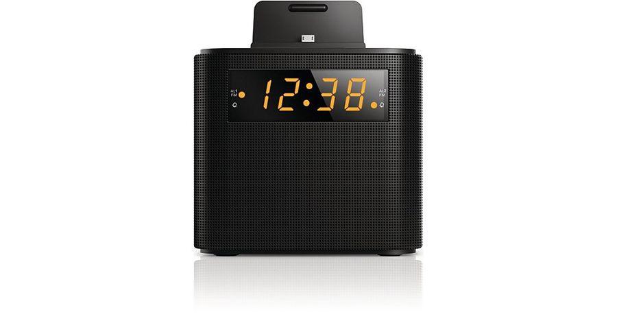 Радиобудильник PHILIPS AJ3200/12, черный