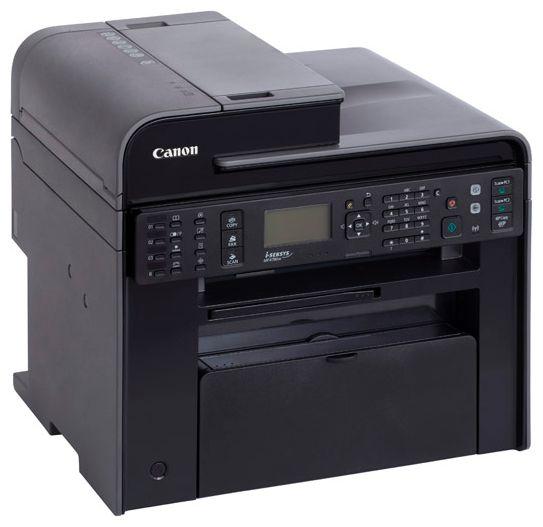МФУ CANON i-Sensys MF4780w,  A4,  лазерный,  черный [6371b140]