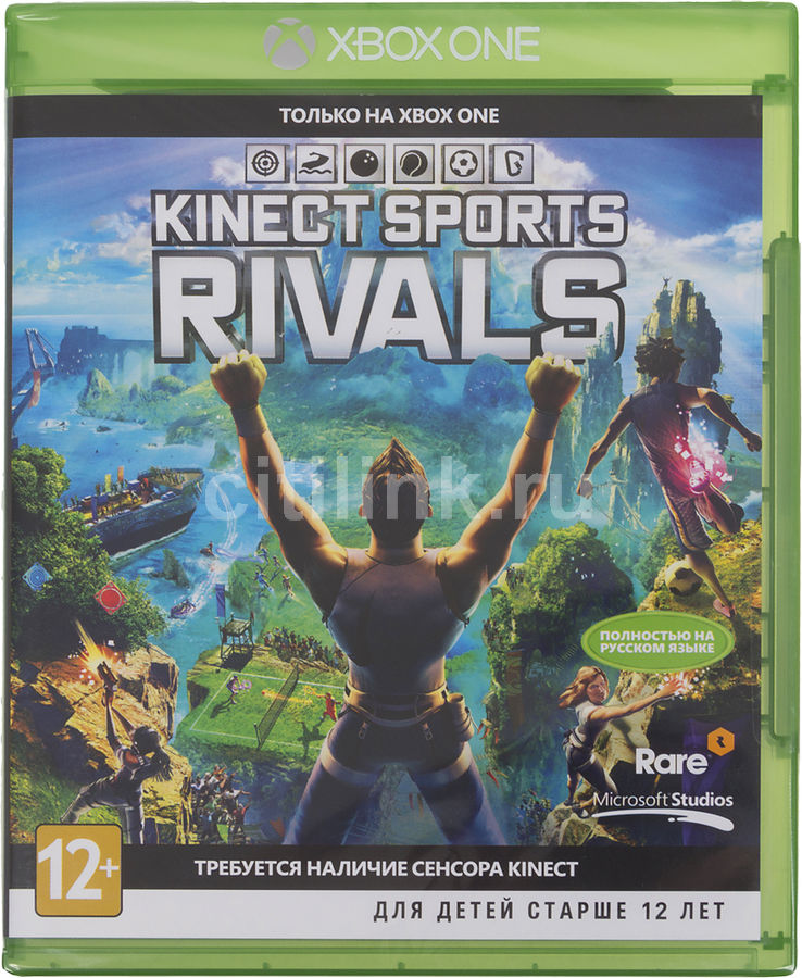 Игра MICROSOFT Kinect Sports Rivals для  Xbox One Eng