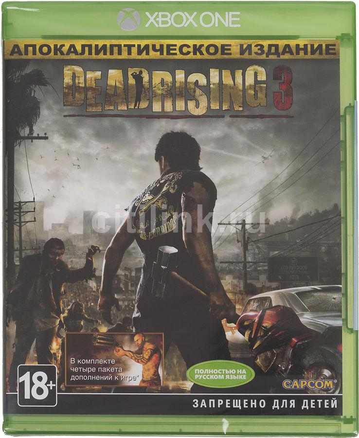 Игра MICROSOFT Dead Rising 3 Apocalypse для  Xbox One Rus