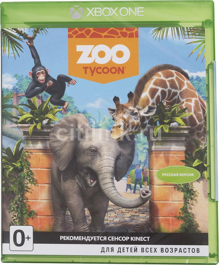 Игра MICROSOFT Zoo Tycoon для  Xbox One Eng