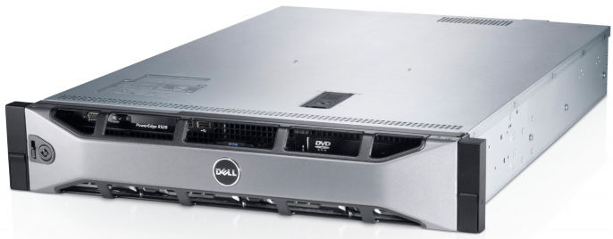 Сервер Dell PowerEdge R520 2xE5-2420v2 2x16GbnoHDD2x750W DRW H710p NBD3Y No OS (210-ACCY-5)