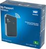 Внешний жесткий диск WD My Passport Wireless WDBK8Z0010BBK-EESN, 1Тб, черный вид 7