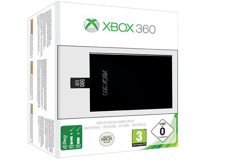 Жесткий диск MICROSOFT 500 ГБ, для  Xbox 360 [6fm-00003]
