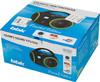 Аудиомагнитола BBK BX150U,  черный и зеленый вид 13