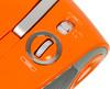 Аудиомагнитола BBK BX325U,  оранжевый и серебристый вид 9