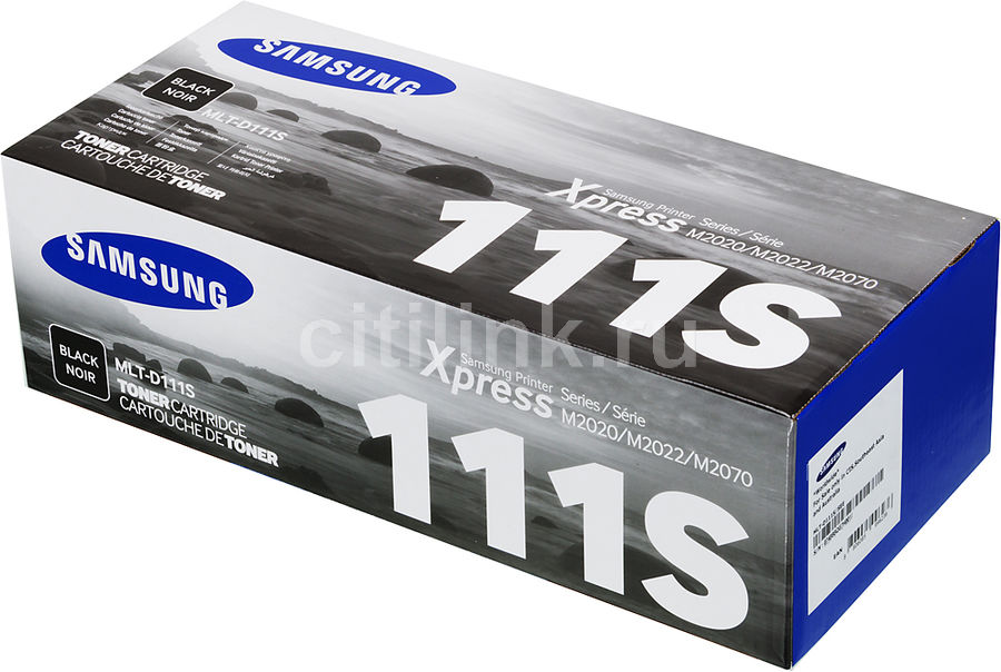Картридж SAMSUNG MLT-D111S/SEE черный 1pcs compatible toner cartridge mlt d111s mlt d111s 111 for samsung m2022 m2022w m2020 m2021 m2020w m2021w m2070 m2071fh printer
