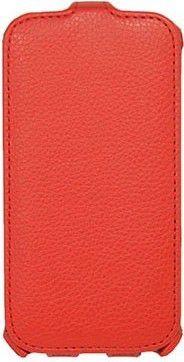 Чехол (флип-кейс) ARMOR-X flip full, для HTC Desire 310, красный