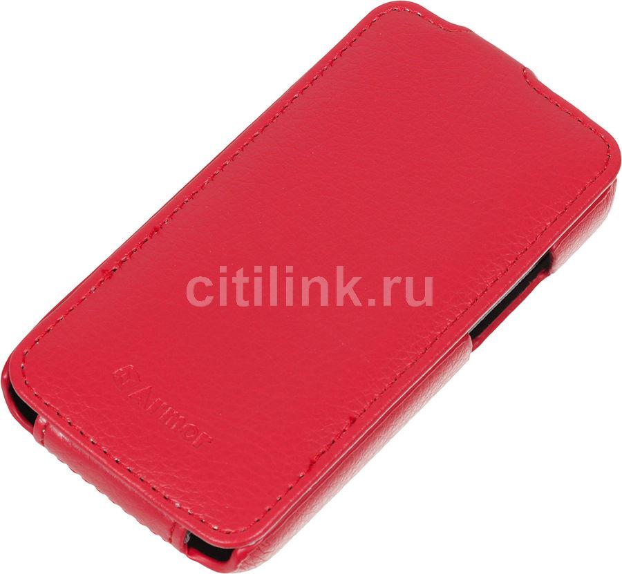 Чехол (флип-кейс) ARMOR-X flip full, для Lenovo A316i, красный