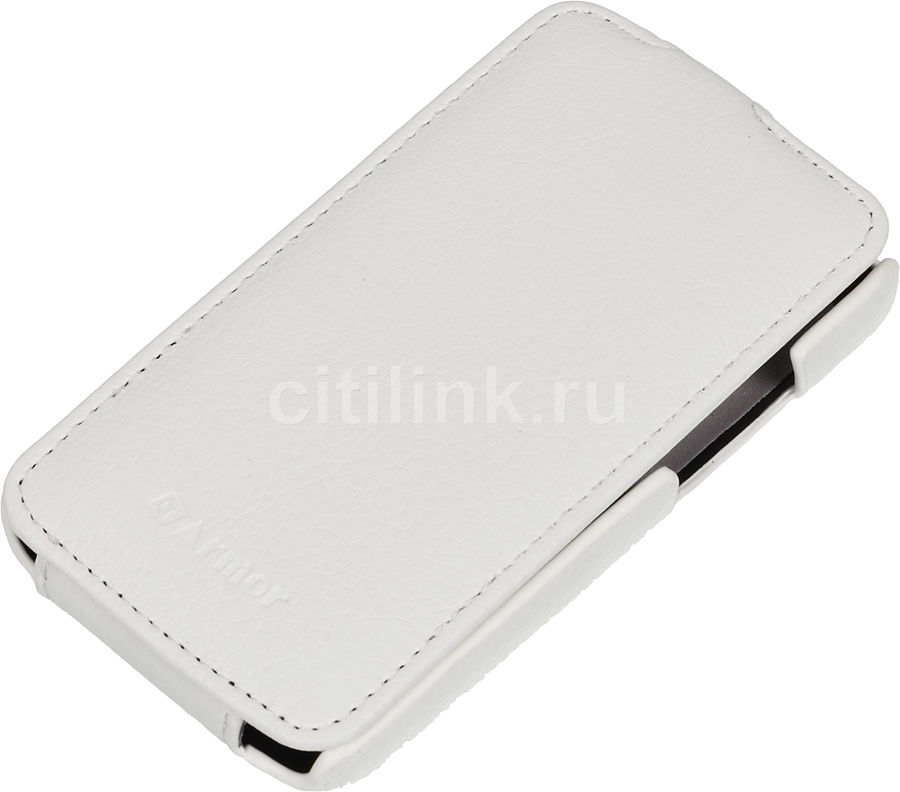 Чехол (флип-кейс) ARMOR-X flip full, для Lenovo A316i, белый