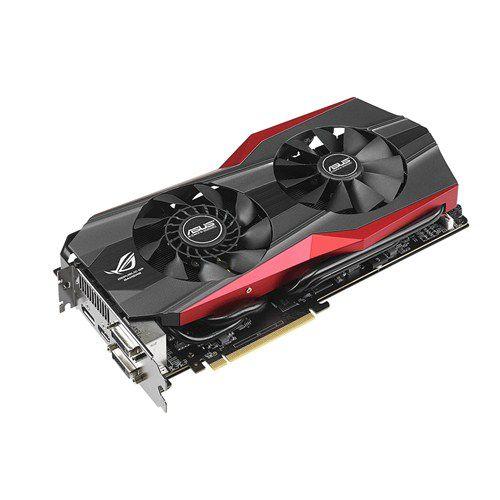Видеокарта ASUS GeForce GTX 780Ti,  MATRIX-GTX780TI-P-3GD5,  3Гб, GDDR5, Ret